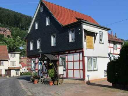 Schönes Restaurant mit Wohnung und Fremdenzimmern zu verpachten