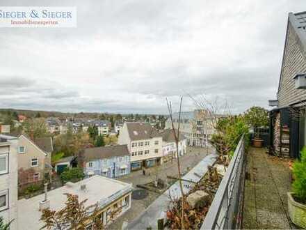 Großzügige Penthousewohnung im Herzen von Troisdorf!