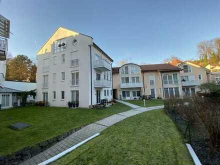 Herrliche Altstadtwohnung modern und hell nur wenige Minuten von Bahnhof und Stadtplatz entfernt.