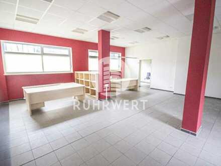 Büro oder Einzelhandelsfläche mitten in Laer!