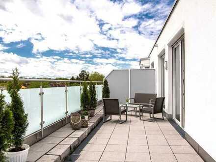 4-Zimmer-Dachterrassen-Wohnung in Pasing