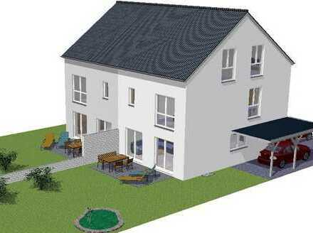 Doppelhaushälfte in bevorzugter Wohnlage!