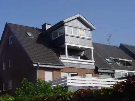 Exklusives Appartement mit großem Südbalkon im Zentrum von Brüggen