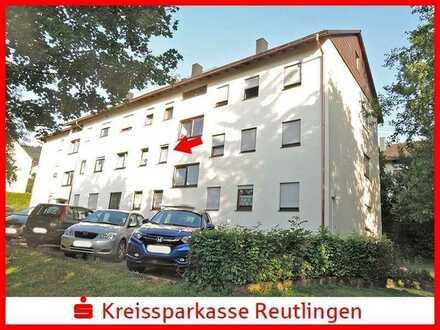 Gepflegte 3-Zimmerwohnung mit Balkon in Dettingen (Buchhalde)