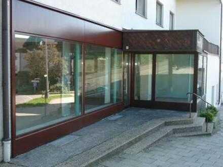 Schöner Laden in TOP Lage und großem Schaufenster zu vermieten!