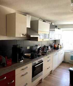 Gepflegte 66- qm Wohnung in Wohn- und Geschäftshaus