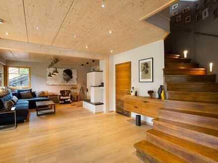 BAD REICHENHALL-MARZOLL | Traumhaus mit Garten und Top-Ausstattung