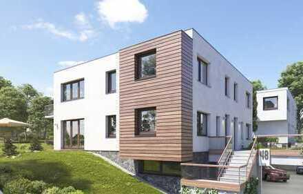 Exklusive Doppelhaushälfte in Darmstadts beliebten Villenkolonie.