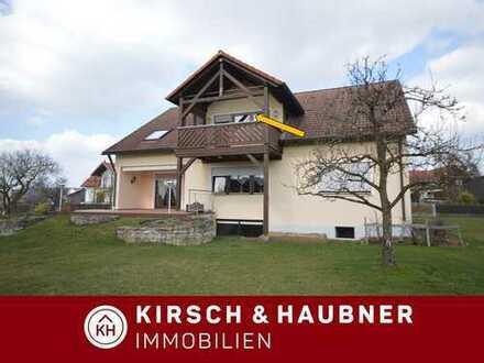 Günstig Wohnen! Großzügige 3-bis 4-Zimmer-Wohnung,  Lauterhofen - Trautmannshofen