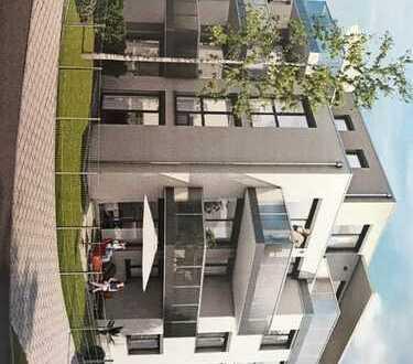 hochwertige Neubau Wohnung