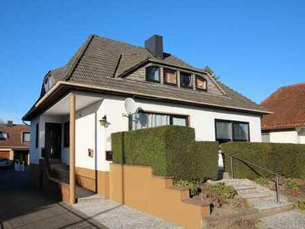 Freistehendes Einfamilienhaus in Habenhausen, vollunterkellert | provisionsfrei |