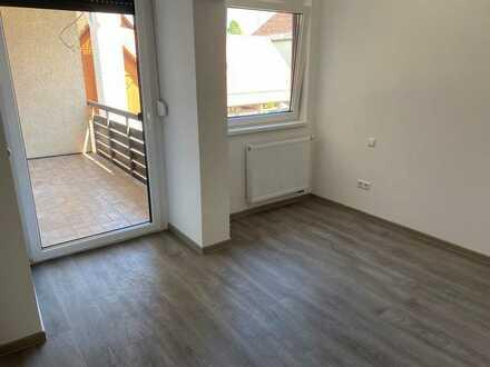Erstbezug: freundliche 3-Zimmer-Wohnung mit Balkon in Bisingen