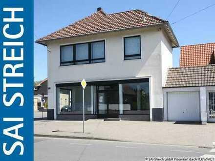 Frisch Modernisierter Einzelhandel mit Lager an der Beckhausstraße!