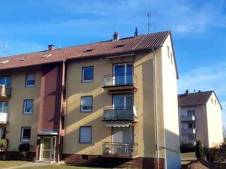Renovierte 3-Zimmer-Eigentumswohnung mit Balkon in Landau