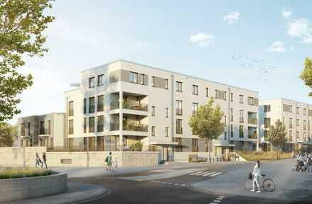 Neubau - 4 Zimmer Townhaus Wohnung mit Terrasse und Garten