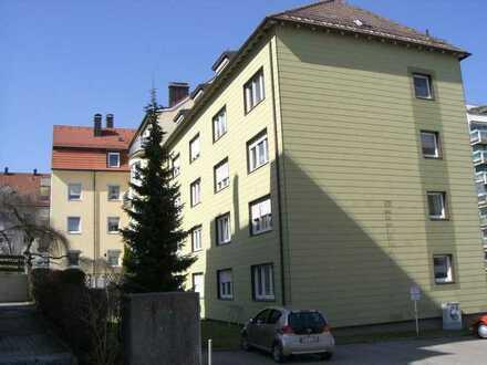 Nettes kleines Dachgeschoss Appartement in Kempten-Haubenschloß, Nähe FH