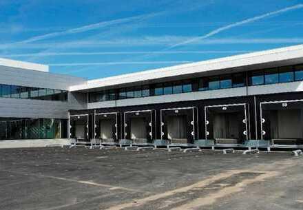 Ingolstadt, ca. 50.000 m² Neubau Logistikanlage