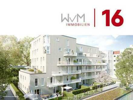 Südstadt: Attraktive Neubauwohnung mit Balkon und Wintergarten!