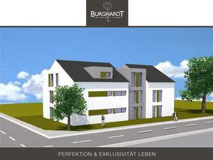 Dreieich - Sprendlingen: Provisionsfrei!! Exklusive 5-Zi.-Wohnung mit großem Garten nähe Buchschlag.