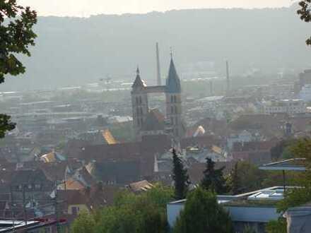 Panoramablick über die Stadt bis zur Alb - großzügige 4,5-Zimmer-Wohnung