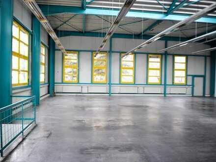 Provisionsfrei: Produktions- und Lagerflächen + Büroräume