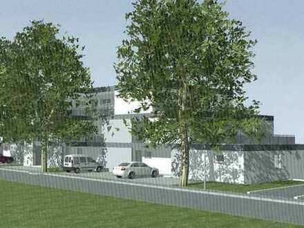 Erstbezug: attraktive 2-Zimmer-Wohnung mit Einbauküche und Balkon in Kemnath