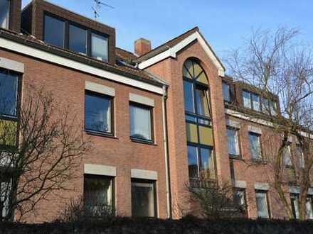 RICKLINGEN, großzügige 3-Zimmer-Wohnung mit sonniger Dachterrasse