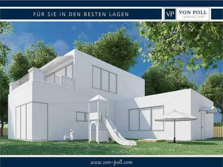 Baugrundstück in ruhiger Lage mit Planungsunterlagen für ein Einfamilienhaus