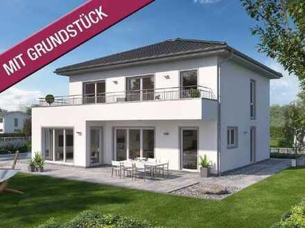 Über die Maßen stilvoller Wohnkomfort! - Mitten in Coswig, auf knapp 1.000m² Grundstück