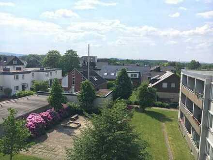 Bielefeld-Heepen - gepflegtes 1 ZKB mit großem Balkon im 2. Obergeschoss