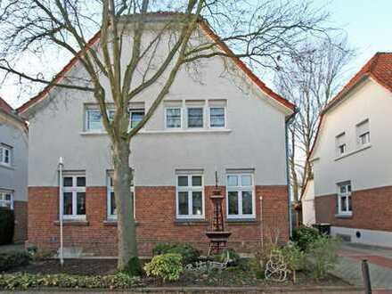 Modernisiertes Zechenhaus in Essen-Karnap