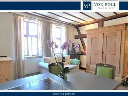 """Voll möblierte 2-Zimmer-Wohnung in Nördlingen mit """"All inklusive-Mietpreis"""""""