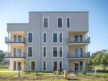 Großzügig geschnittene 2-Zimmer-Wohnung in Kaltenkirchen