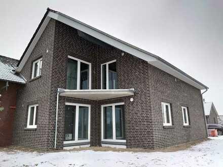 Erstbezug: schöne 2-Zimmer-Erdgeschosswohnung mit EBK und Terrasse zwischen Goldenstedt und Vechta
