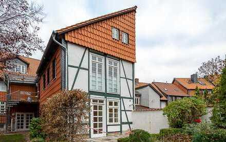 Renovierte Terrassenwohnung in der City