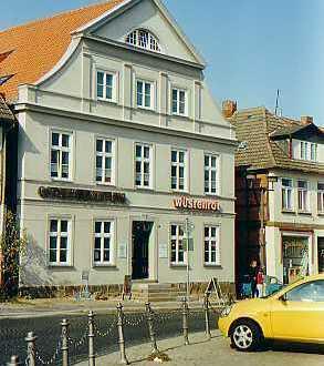 Studioähnliche Wohnung im Stadtzentrum