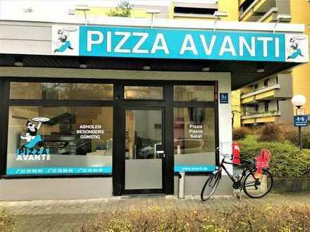 Ladenfläche zur Übernahme mit PIZZA AVANTI-Franchisekonzept - direkt vom Franchisegeber
