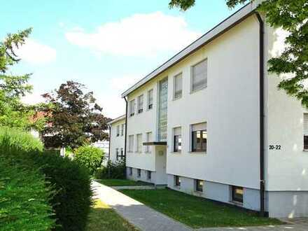 Gemütliche 3-Zimmer Wohnung mit Balkon in Langenau zu vermieten!