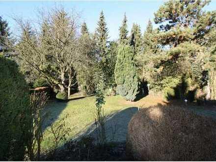 Idyllisches Grundstück am Wald, 1.201 m², EFH für Ausbau o. Abriss, 5 Minuten zur Badestelle