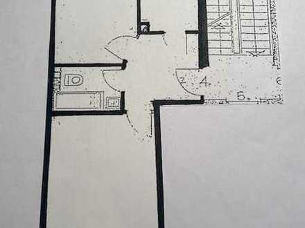 Vollständig renovierte 2-Zimmerwohnung mit Einbauküche in Stein
