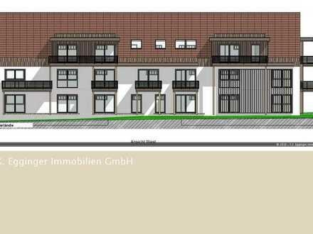 Neubau in Adelshofen - großzügige 2 Zimmer Wohnung mit 89 m² Wohnfläche