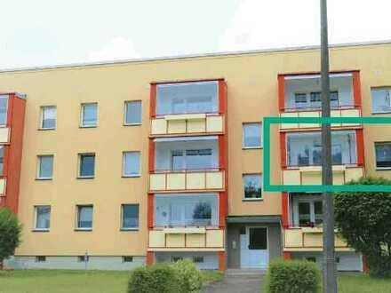 3-Raum- Wohnung mit Balkon
