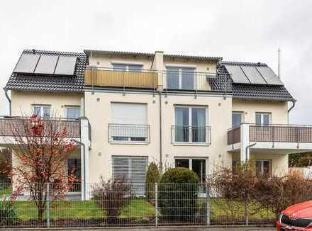 Tolle 2-Zimmer-Dachgeschoßwohnung mit moderner Küche und Balkon