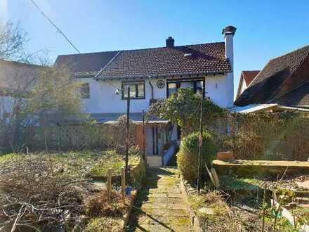 +++In sonniger Höhenlage! 2 bis 3 Familienhaus mit Garten, Terrasse, Balkonen, Garage, Stellplatz+++
