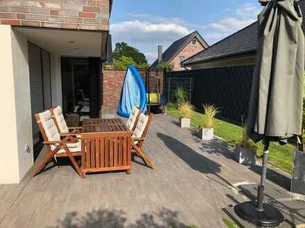 Schöne gepflegte Doppelhaushälfte in Rheine zu vermieten!