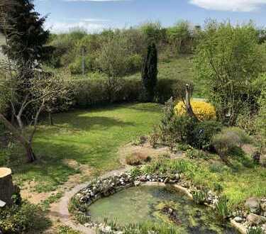 Großzügige Doppelhaushälfte mit freundlichem Garten in Toplage auf der Hardhöhe!!!