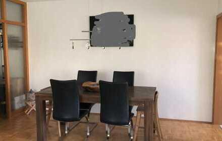 Freundliche, gepflegte 3-Zimmer-Wohnung mit gehobener Innenausstattung zur Miete in Limburgerhof