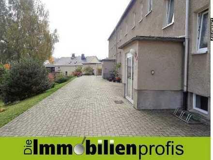 Gepflegte 3 Zimmer-Eigentumswohnung mit Garage zwischen Hof und Plauen