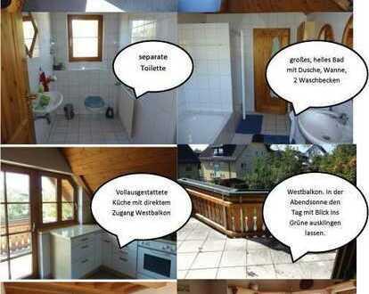 Zimmer in Frauen - WG, komplett möbliert ab sofort