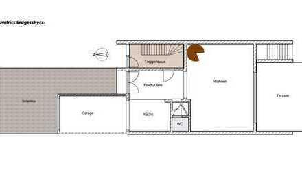 Gepflegte 4-Zimmer-Erdgeschosswohnung mit Terrasse und EBK in Erkrath